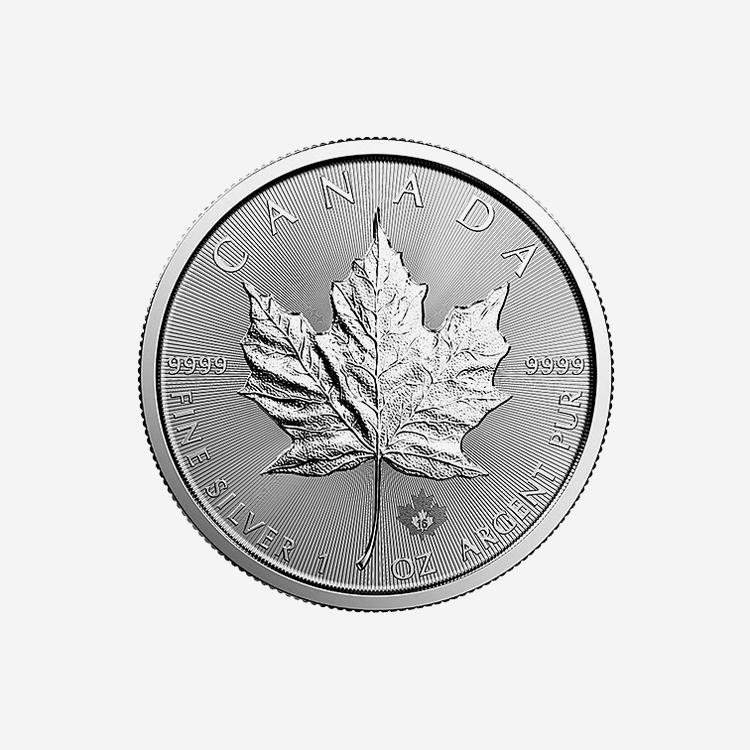 Leaf Precious Metals 1oz Silver Maple Leaf