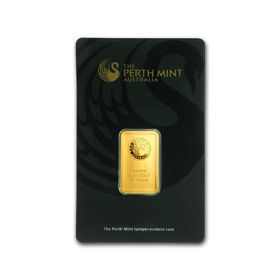 Leaf Precious Metals 10 Grams Perthmint Gold